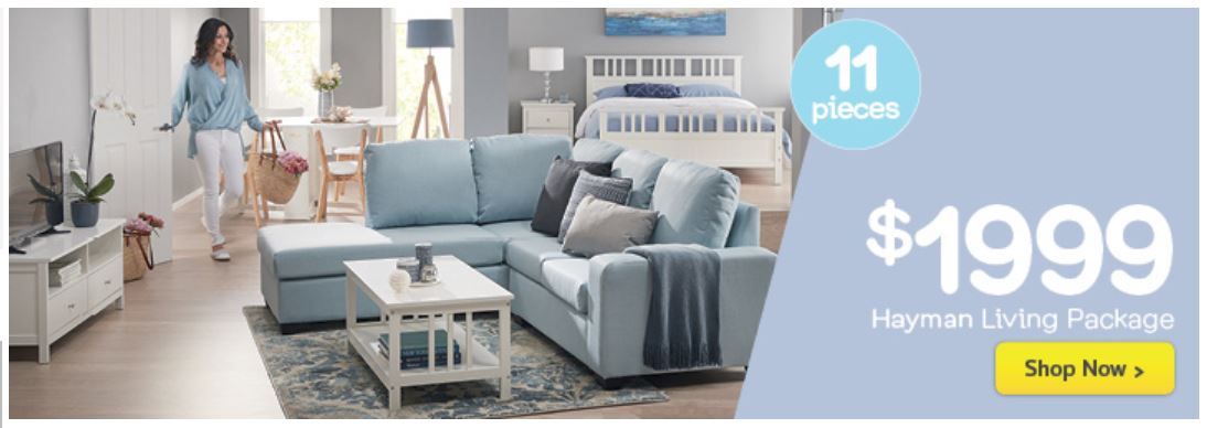 Airbnb Furniture Packages