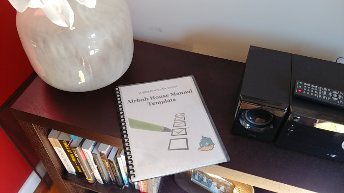 11 ways to write a killer Airbnb House Manual (template)