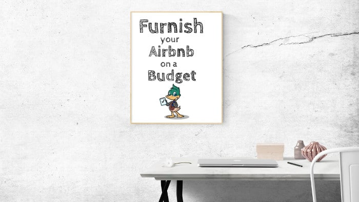 9 Ways To Furnish Your Airbnb On A Budget Bnb Duck,Simple Diy Halloween Decorations Indoor