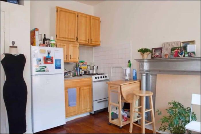 Désencombrez votre cuisine pour de meilleures photos Airbnb